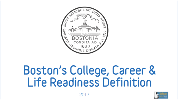 College Career and Life Readiness cover