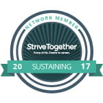 Strive Together Network badge